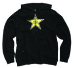 Rockstar Writing on the Wall Hoodie