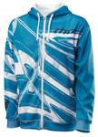 Thor Ripple Zip-Up Fleece Hoody S12