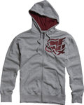 FOX Vertical Zip Hoody 12
