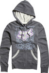 Fox Girls Cont.Clean Zip Hoody 12