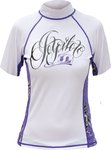 Jetpilot Mrs. Corpo S/S woman,Rash Guard