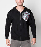 Metal Mulisha Patriot Zip Fleece