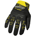 Jetpilot Race Glove yellow