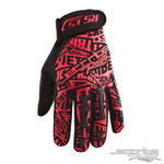 Jettribe Vertigo Race Gloves Red
