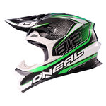 Oneal 8Series Helm green
