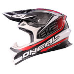 Oneal 8Series Helm red