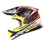 Oneal 8Series Helm yellow