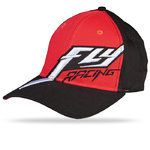 Fly Racing Flexfit Cap Flyght Red/Black