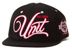 Unit Cap Parker Black/Red