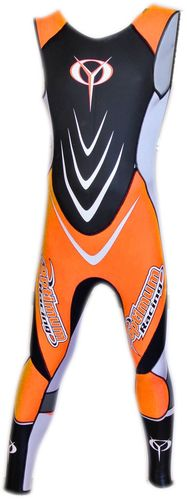 Optimum Racing Wetsuit orange