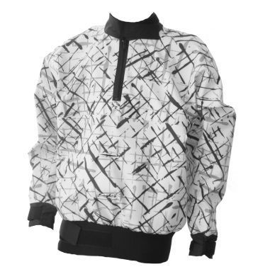 Dry Fashion Force Windbreaker Top