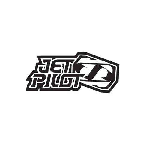Jetpilot Team Decal 7 Inch