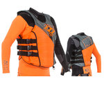 Jetpilot Matrix 2 Race Camo Nylon Vest