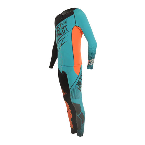 Jetpilot Matrix 3 John und Jacket, torquoise/orange