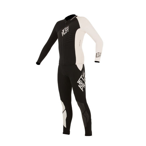 Jetpilot Matrix Pro John and Jacket black/white