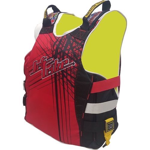 Jettribe UR-20 Spike Side Entry Vest - rot