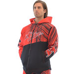 Jettribe Tour Coat Spike red