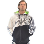 Jettribe Tour Coat Spike white