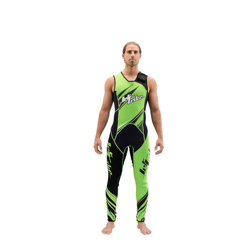 Jettribe  WETSUIT JOHN/JACKET Sharpened green