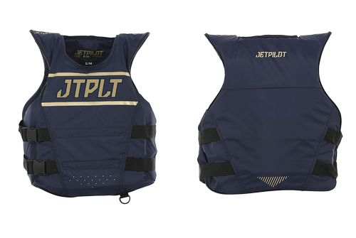 Jetpilot Matrix Race PWC Nylon Weste ISO 50N navy/gold